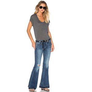 AGOLDE 'Madison' 70's Flare Jeans Size 24